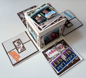 Fotobox als Foto-Album